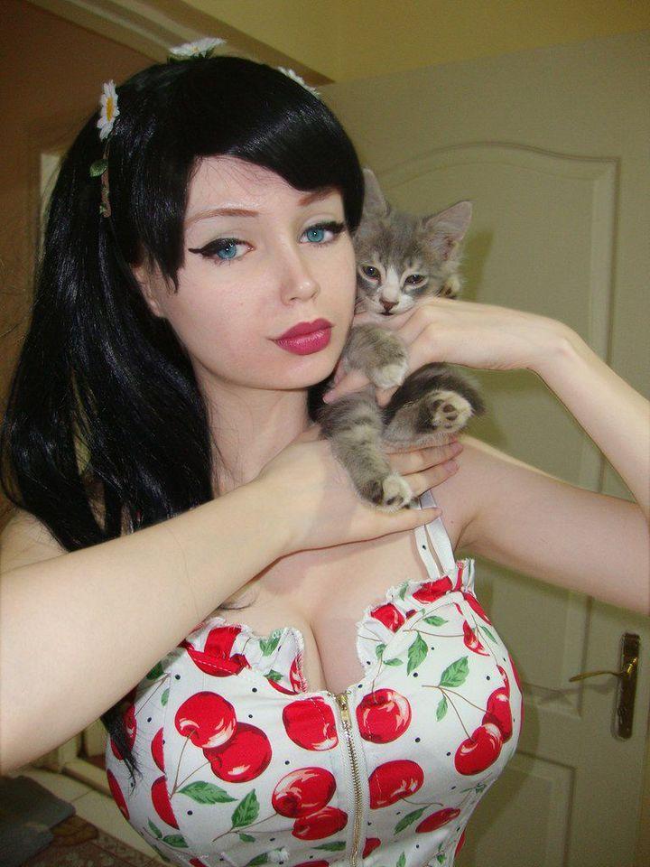 Девушка-кукла Lolita Richi (10)
