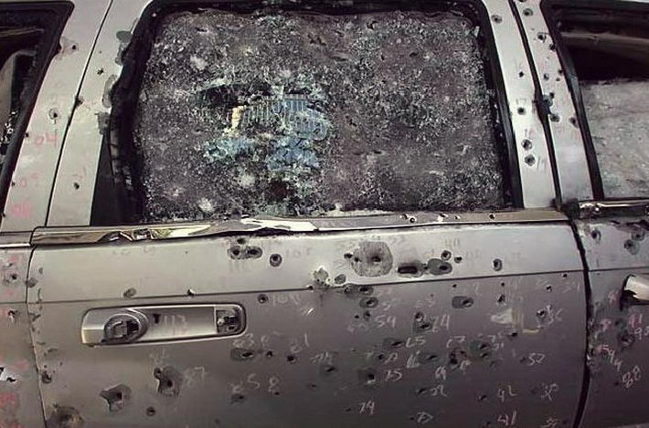 Расстрел Jeep Grand Cherokee в Мексике (5)
