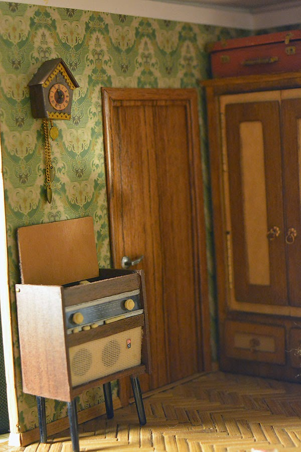 миниатюрная копия комнаты с мебелью (9)
