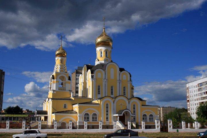 Путешествие по городам России: Обнинск (5)