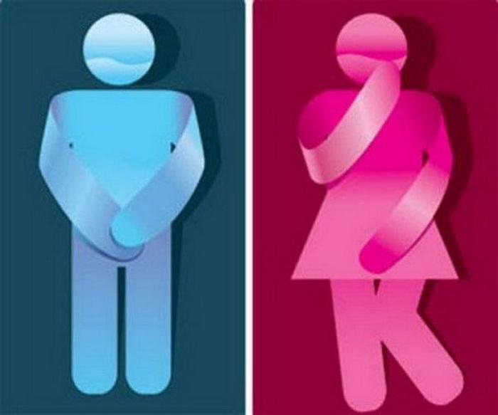 Подборка с креативными табличками на общественных туалетах (4)