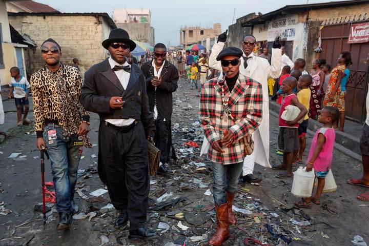 Африканские модники