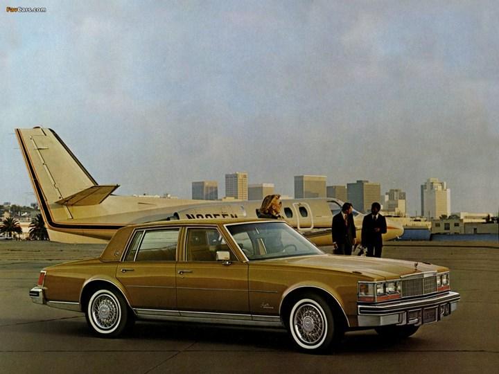 Большой черный Кадиллак Cadillac Seville Opera (5)
