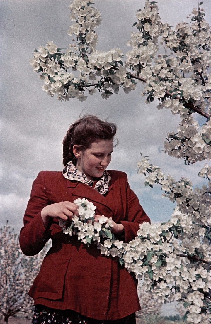 Лица Советской эпохи на фотографиях Семена Осиповича Фридлянда (5)