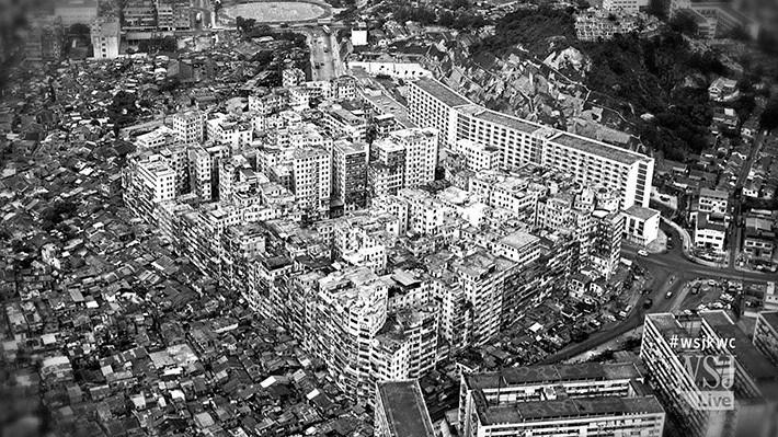 Город тьмы или большой китайский муравейник (6)