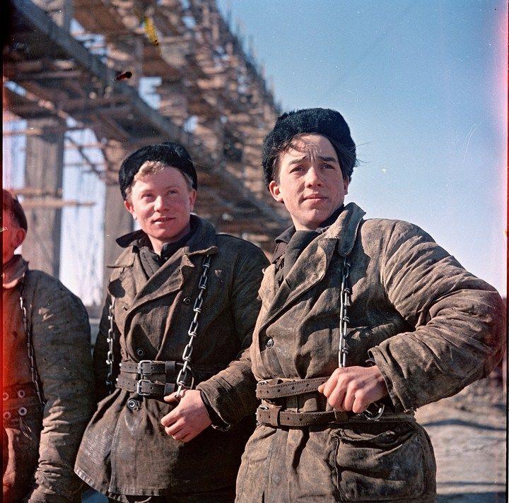 Лица Советской эпохи на фотографиях Семена Осиповича Фридлянда (7)