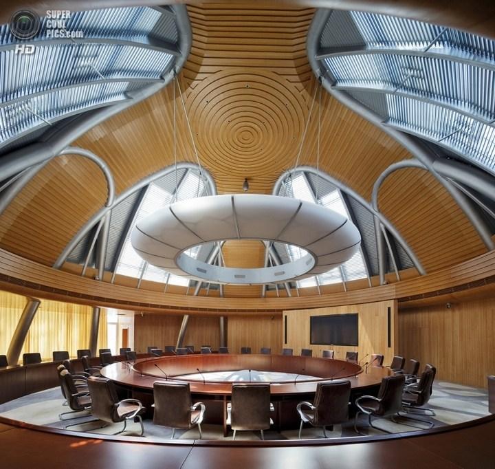 Удивительное архитектурное сооружение — Лотос в Чанчжоу (8)