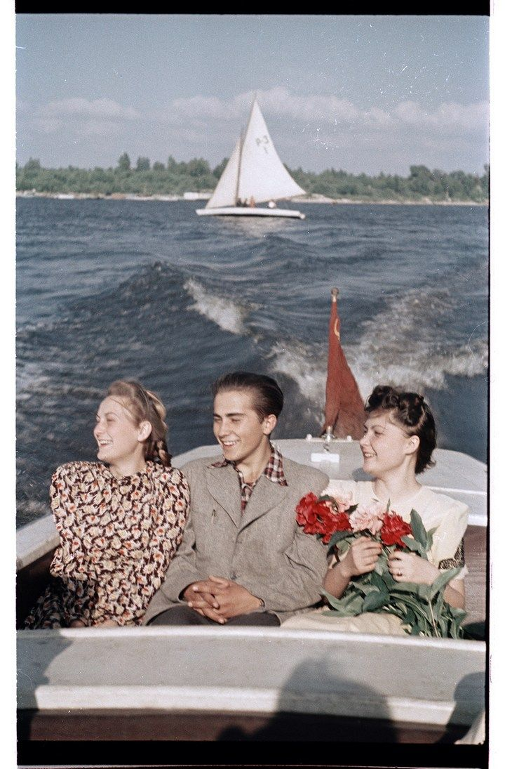 Лица Советской эпохи на фотографиях Семена Осиповича Фридлянда (9)