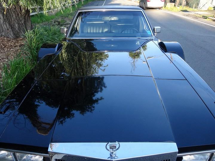 Большой черный Кадиллак Cadillac Seville Opera (11)