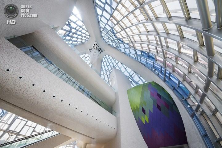 Удивительное архитектурное сооружение — Лотос в Чанчжоу (11)