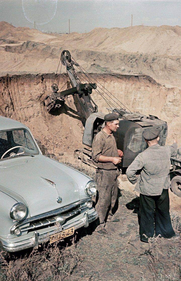 Лица Советской эпохи на фотографиях Семена Осиповича Фридлянда (14)