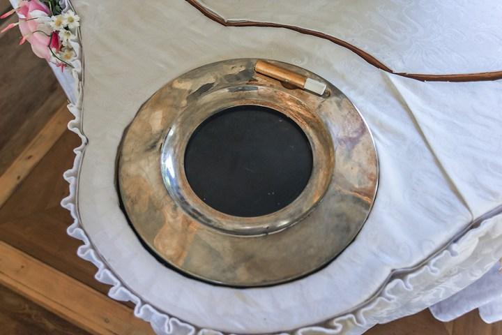 Уникальный механический обеденный стол в павильоне Эрмитажа в Царском Селе (16)