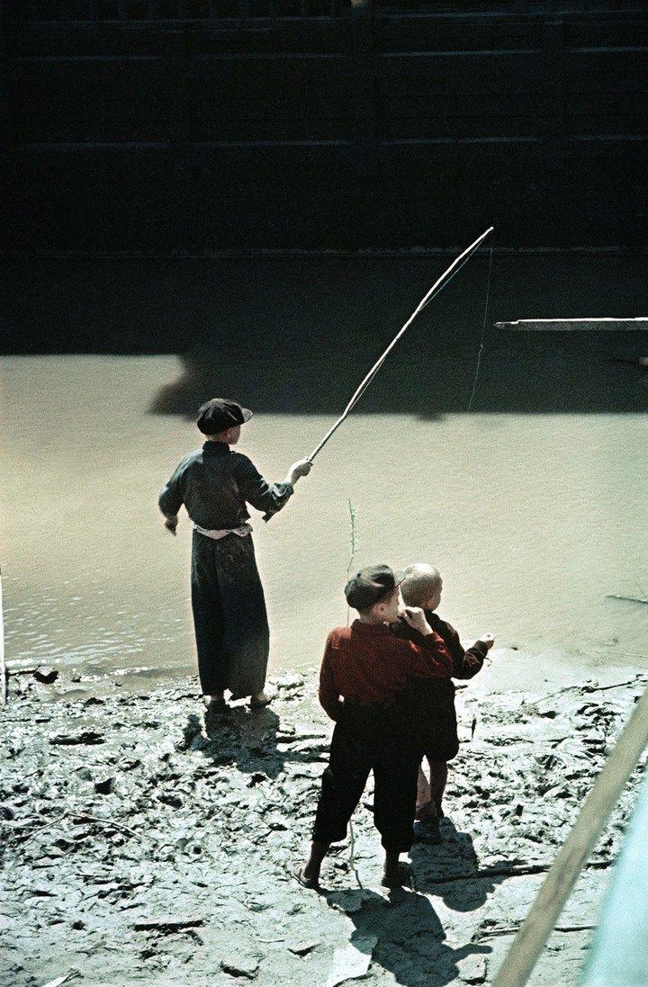 Лица Советской эпохи на фотографиях Семена Осиповича Фридлянда (17)