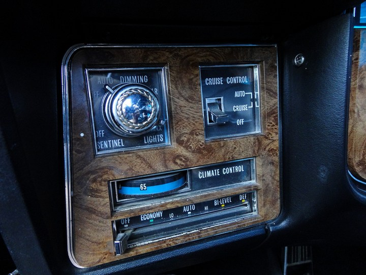 Большой черный Кадиллак Cadillac Seville Opera (18)