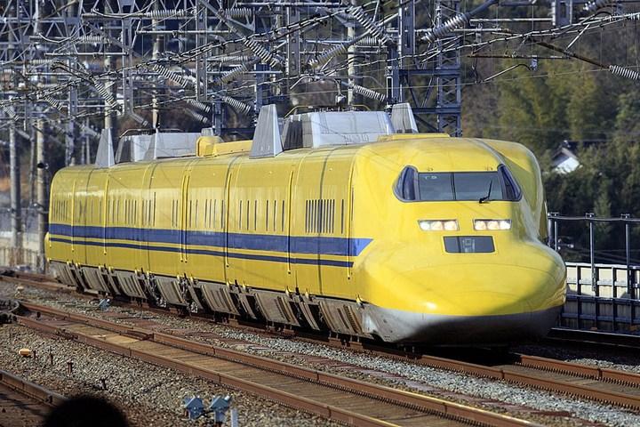 """Японское железнодорожное чудо """"Синкансен"""" (22)"""