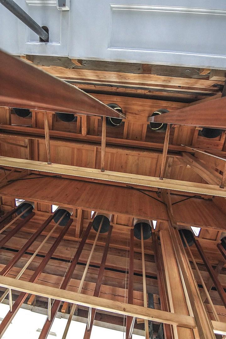 Уникальный механический обеденный стол в павильоне Эрмитажа в Царском Селе (24)