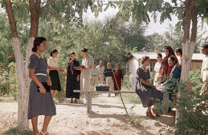Лица Советской эпохи на фотографиях Семена Осиповича Фридлянда (24)