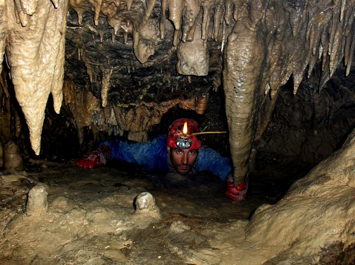 Самая глубокая в мире пещера (25)