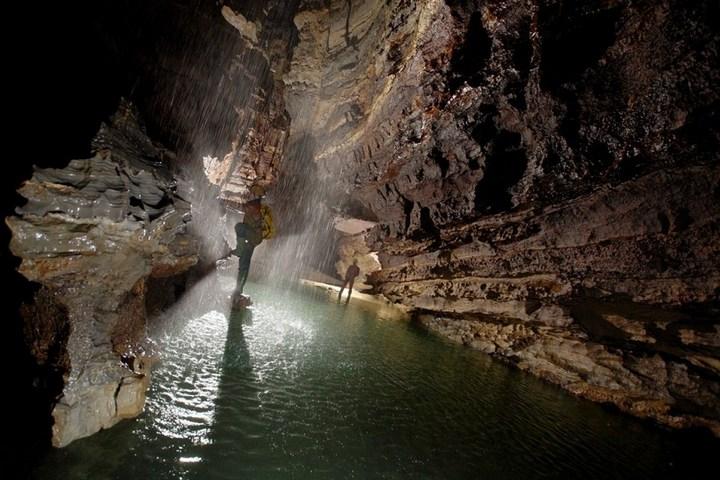 Самая глубокая в мире пещера (26)