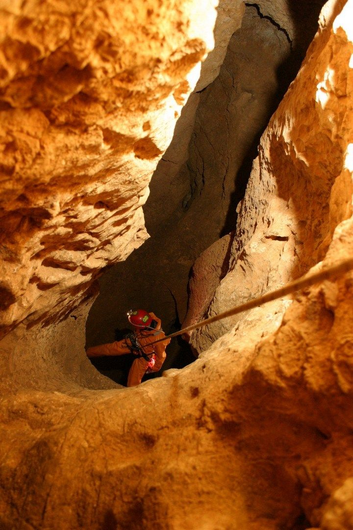 Самая глубокая в мире пещера (32)