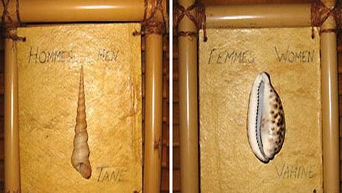Подборка с креативными табличками на общественных туалетах (13)