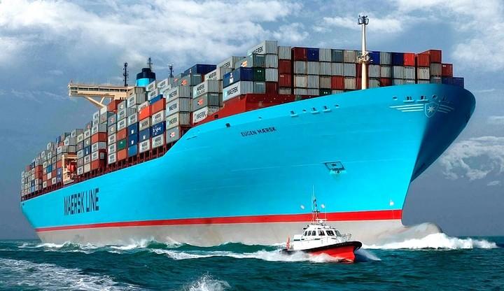 Международные морские перевозки (1)