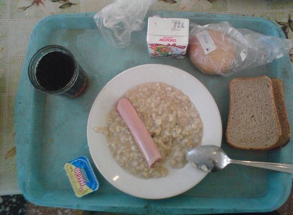 Как кормят в армии (2)