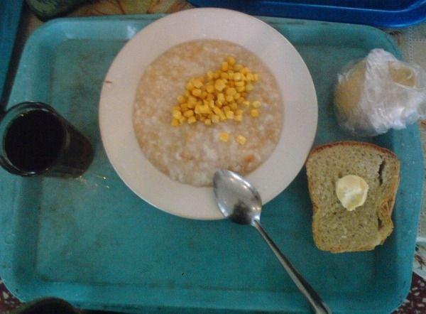 Как кормят в армии (4)