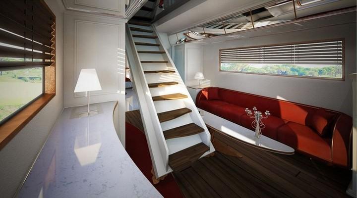 Самый дорогой и роскошный дом на колесах (6)