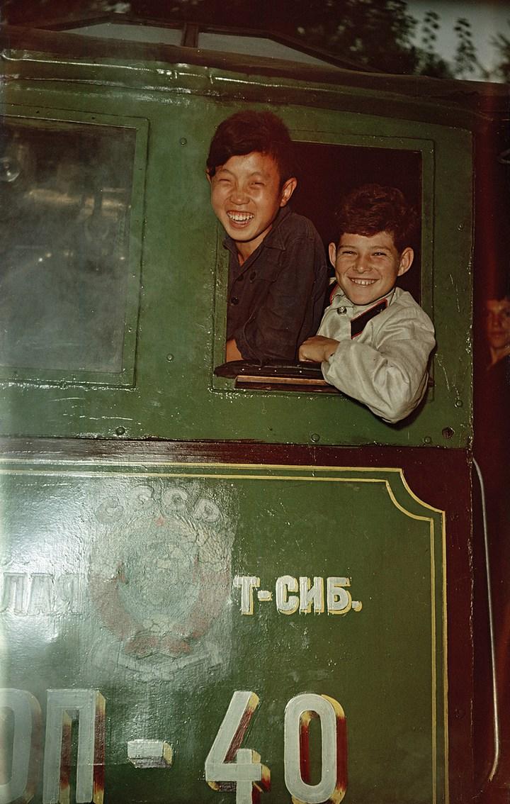 Лица Советской эпохи на снимках Фридлянда. Дети 1940-1950-х (2)