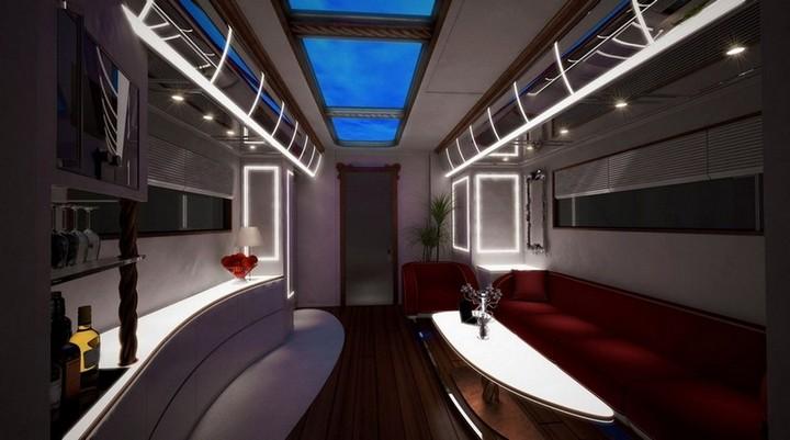 Самый дорогой и роскошный дом на колесах (5)
