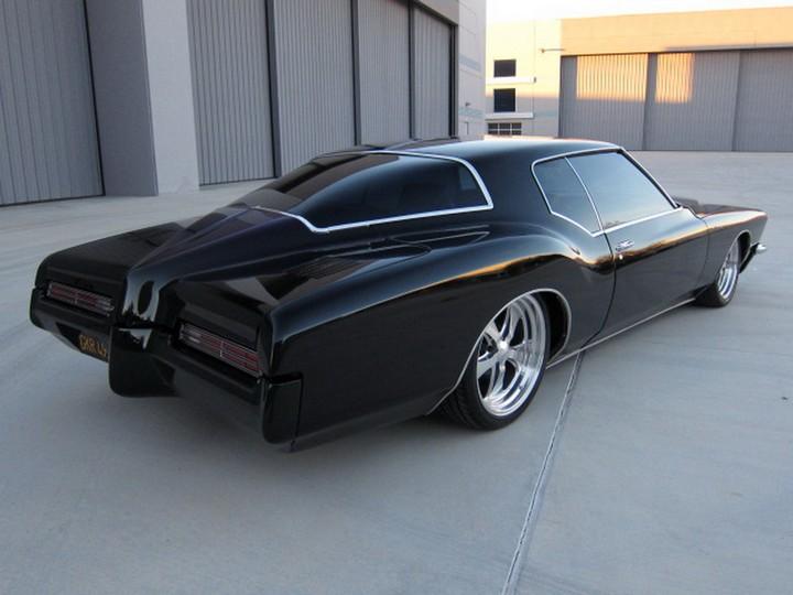 Buick Riviera Custom 1971 (3)