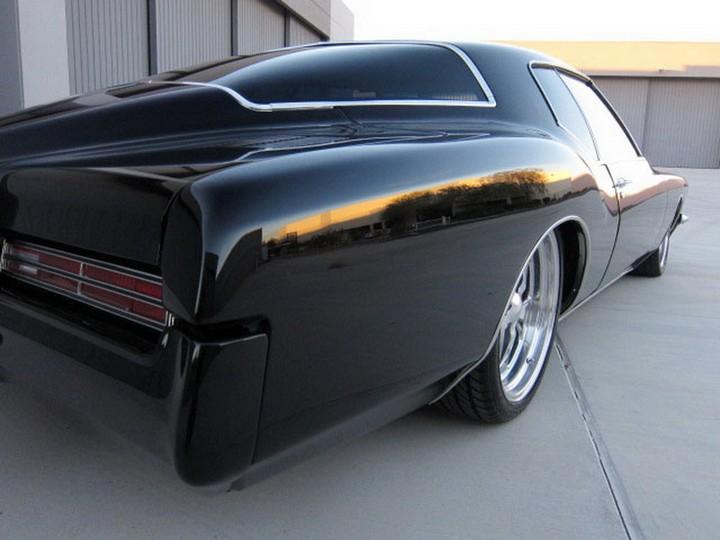 Buick Riviera Custom 1971 (12)