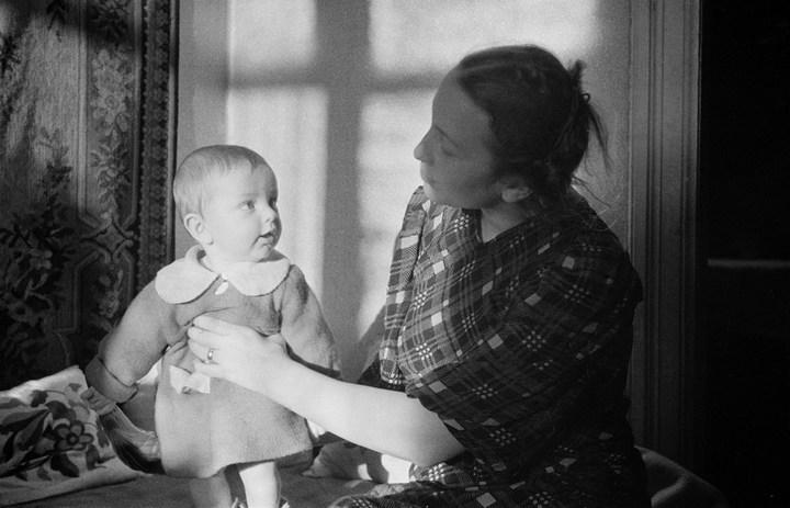 Лица Советской эпохи на снимках Фридлянда. Дети 1940-1950-х (14)