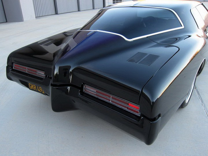 Buick Riviera Custom 1971 (13)