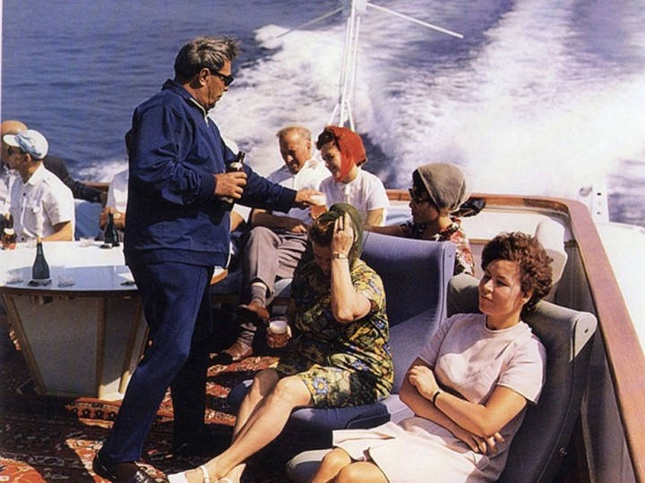 Редкие фотографии Брежнева (2)