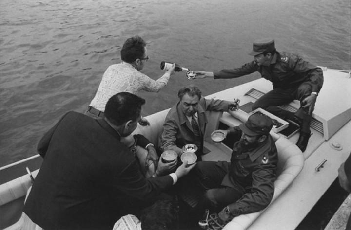 Редкие фотографии Брежнева (3)