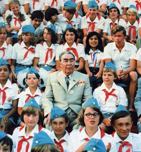 Редкие фотографии Брежнева (4)