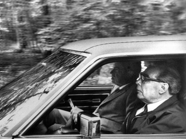 Редкие фотографии Брежнева (5)
