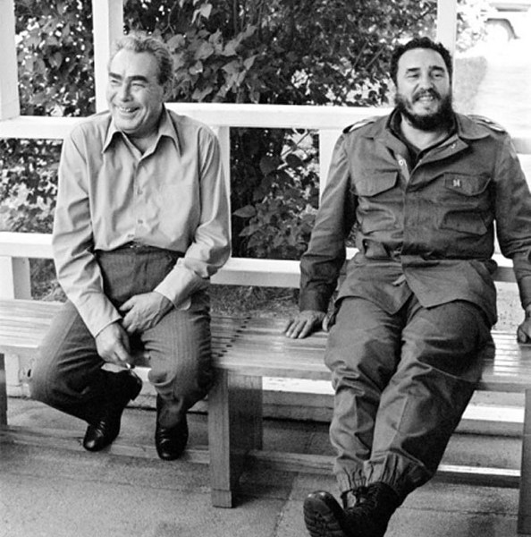 Редкие фотографии Брежнева (6)