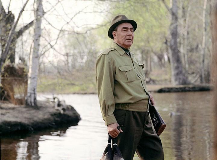 Редкие фотографии Брежнева (7)