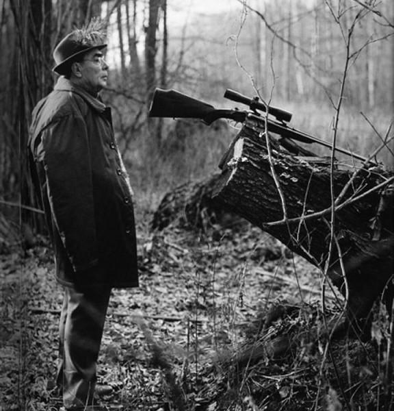 Редкие фотографии Брежнева (11)