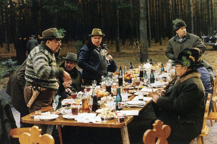 Редкие фотографии Брежнева (12)