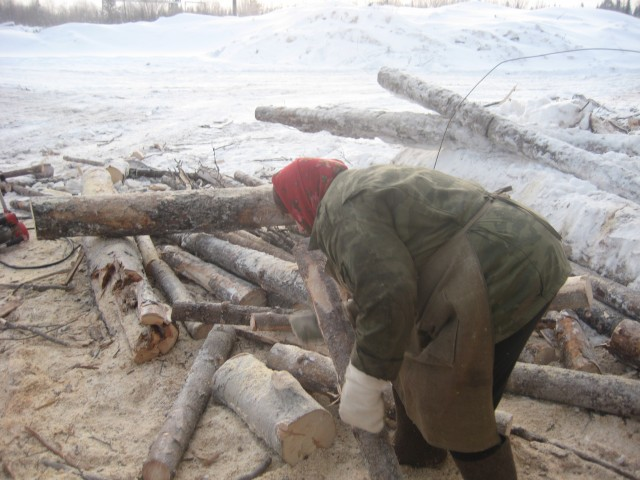 О женском труде в Архангельской области (2)