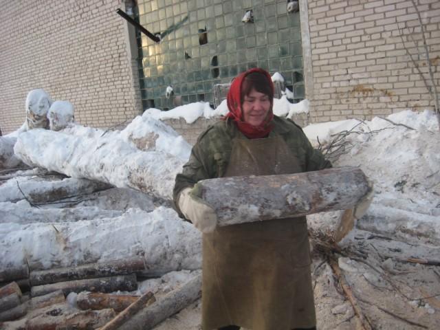 О женском труде в Архангельской области (4)