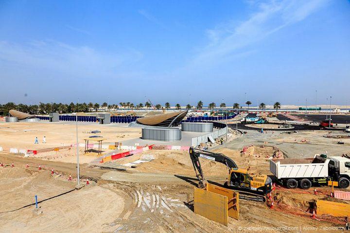 Как устроено метро в Дубае (2)
