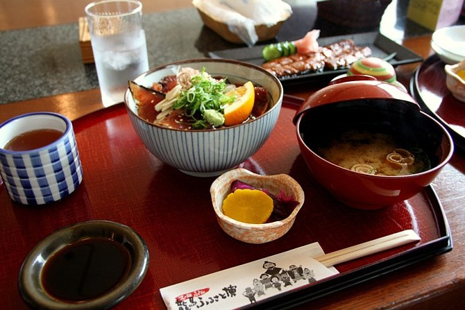 О японской кухне (3)