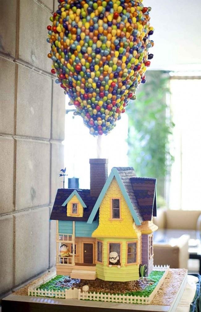 Самые необычные и красивые торты к праздничному столу (3)