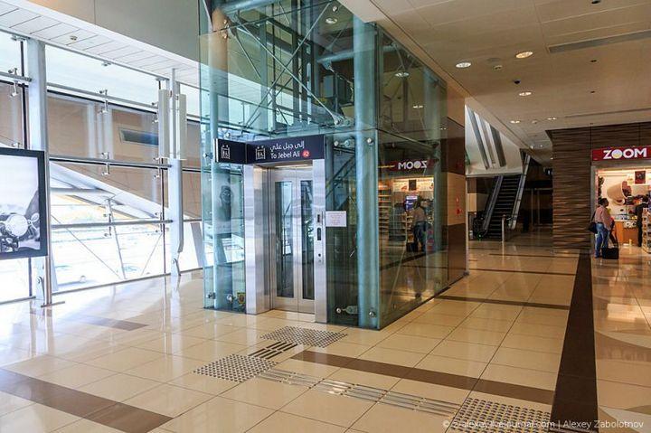 Как устроено метро в Дубае (17)