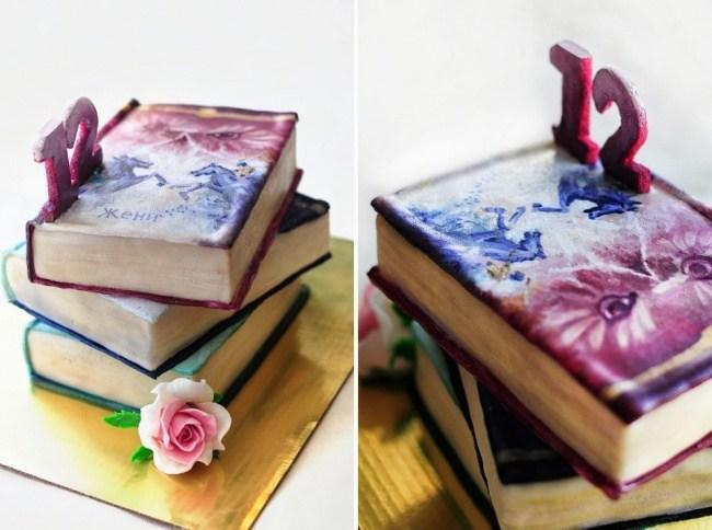 Самые необычные и красивые торты к праздничному столу (17)